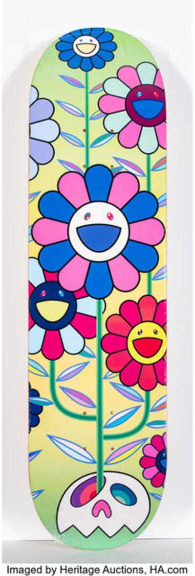Takashi Murakami x Complexcon, 'Flower Cluster', 2019