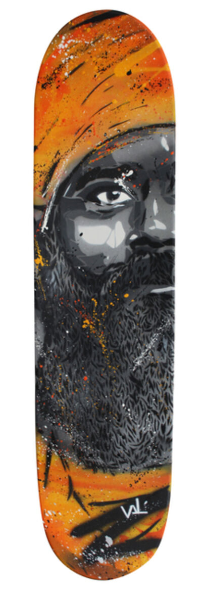 Valérian Lenud, 'Baba Sadhu Skateboard', 2020