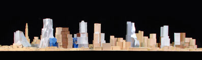 Frank Gehry, 'Brooklyn Atalantic Yards Masterplan Model, unbuilt, Brooklyn, New York', 2003-2008
