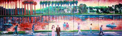 Eloy Torrez, 'Untitled (Echo Park, Homage to Carlos)', 1990