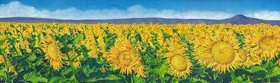 Elaine Bowers, 'Sun Dancing'
