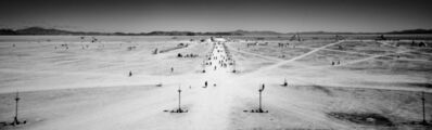 Tao Ruspoli, 'Vanishing Point; Caprarola and Black Rock City', 2010