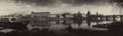 Josef Sudek, 'From the Bank, Panorama of Prague', circa 1959