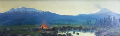 Guillermo Gómez Mayorga, 'Volcanes', ca. 1950