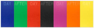 Deborah Kass, 'Day After Day', 2010