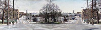 Eric Green, 'Mirrored Landscape for Hakken', 2017