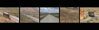 Gulnara Kasmalieva & Muratbek Djumaliev, 'A New Silk Road Video: Algorithm of Survival and Hope', 2006