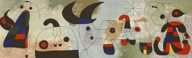 Joan Miró, 'Peinture Murale', 1951