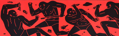 Cleon Peterson, 'Cleon Peterson Editions 13', 2014