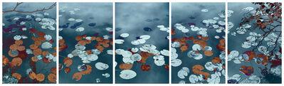 Santeri Tuori, 'Water Lilies #1', 2018