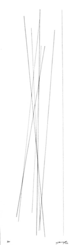 Jennie C. Jones, 'Static Reverberation / String Arrangement #3', 2012