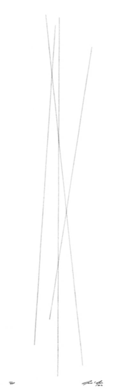 Jennie C. Jones, 'Static Reverberation / String Arrangement #2', 2012