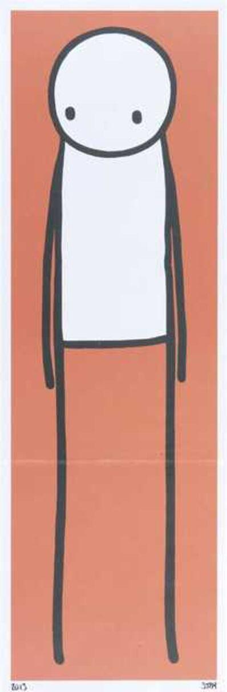 Stik, 'Standing Figure', 2013