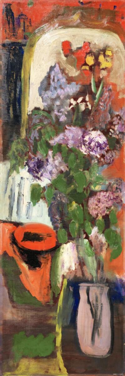 Jane Freilicher, 'Hydrangea and Hyacinth,', 1953