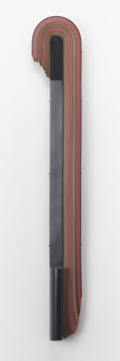 Andrew Hayes, 'Line Construction (Pillar)', 2018