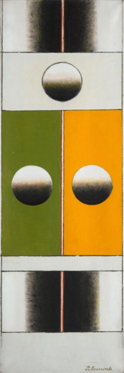 Paul Mansouroff, 'Formule picturale', 1973
