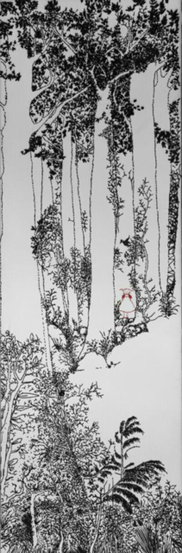 Lison Bombay, 'Dans la forêt', 2014