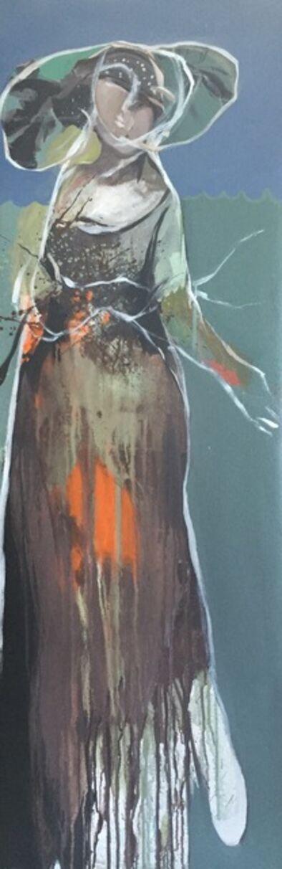 Mona Nahleh, 'Spring', 2016