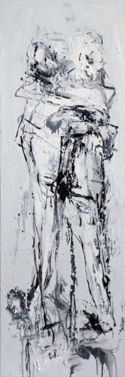 Klaus Prior, 'Umschlungen 2016', 2016