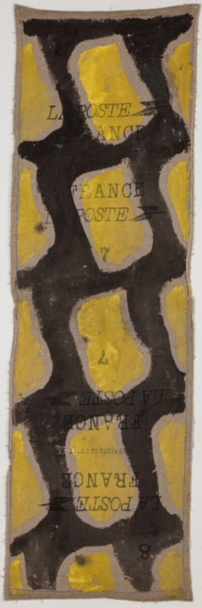 Claude Viallat, '2007/151', 2007