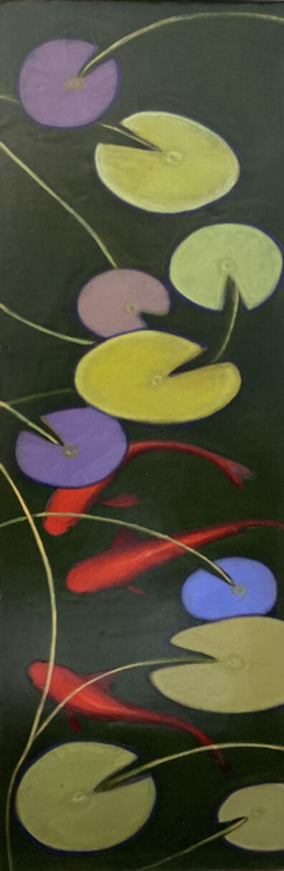 Nora Charney Rosenbaum, 'Water Garden 2', 2019