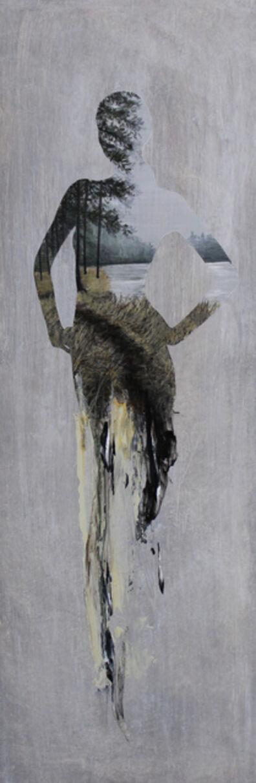 Megan Aline, 'Looking Into', 2021