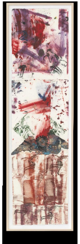 Nancy Spero, 'La Folie III', 2002