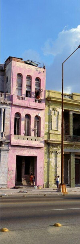 Wim Wenders, 'The Pink Building, Havana', 1998