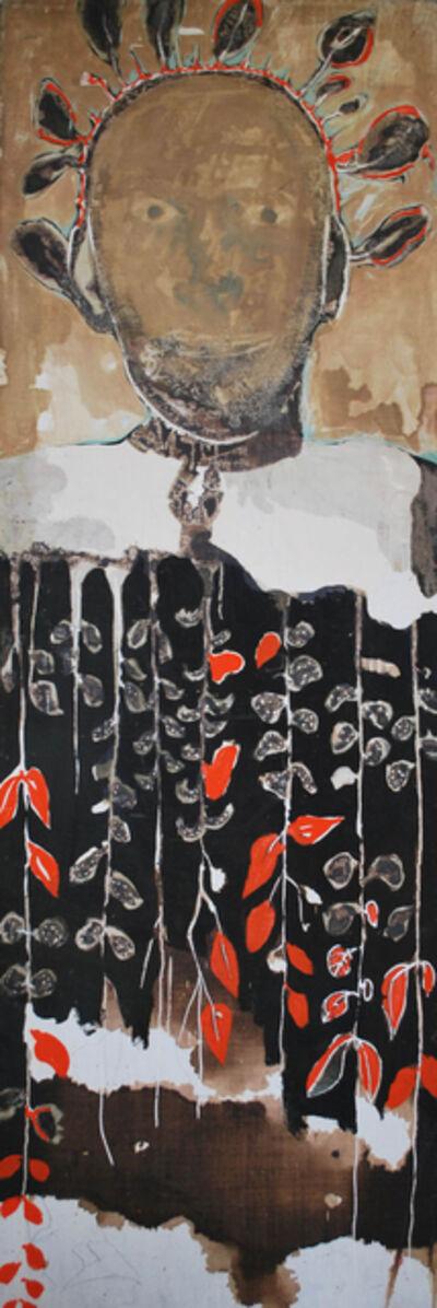 Omar Ba, 'Peinture de cave', 2009