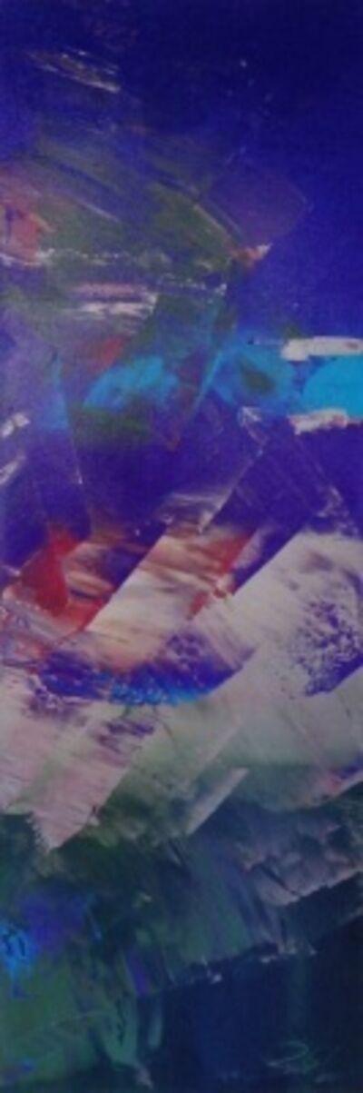 Jean Gabriel Lambert, 'Turquoise II'
