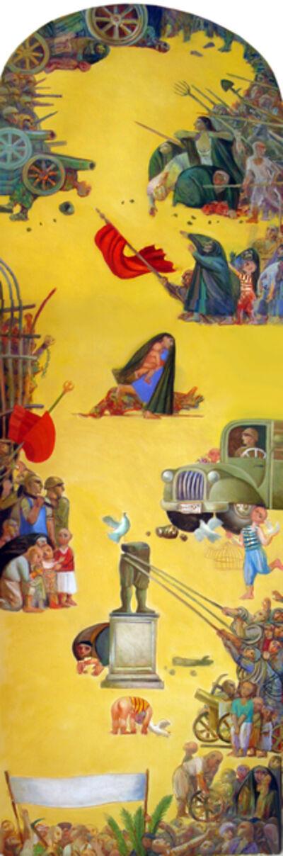 Faisel Laibi Sahi, 'Uprising of 1948', 1978