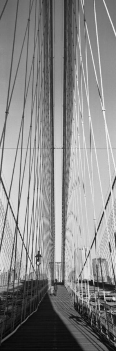 Klaus Kinold, 'Brooklyn Bridge ', 1981