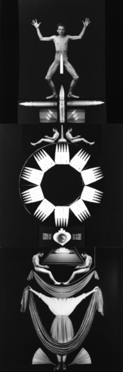 Zofia Kulik, 'Monstrance I', 1995