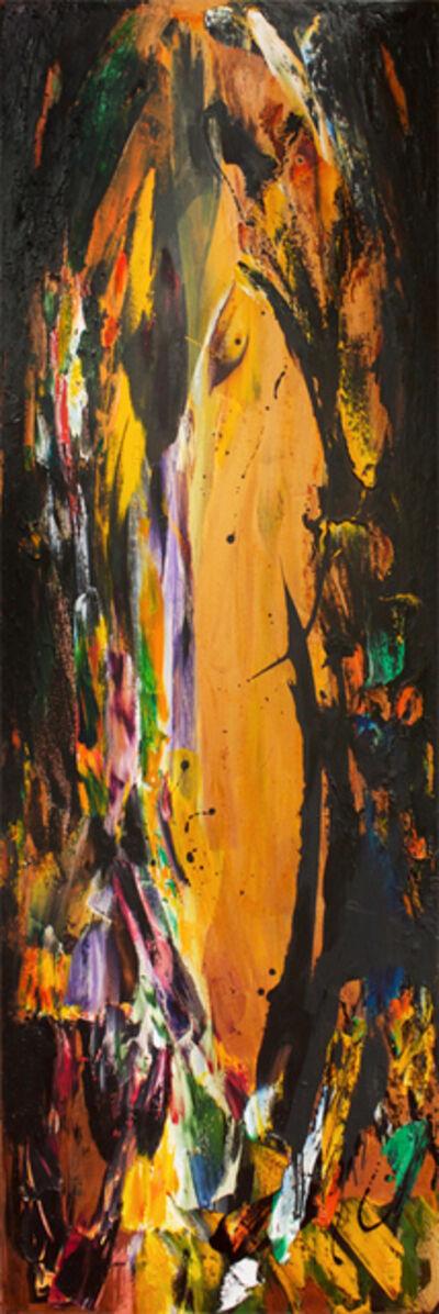Marcelle Ferron, 'Couleurs D'automne No.13', 1988