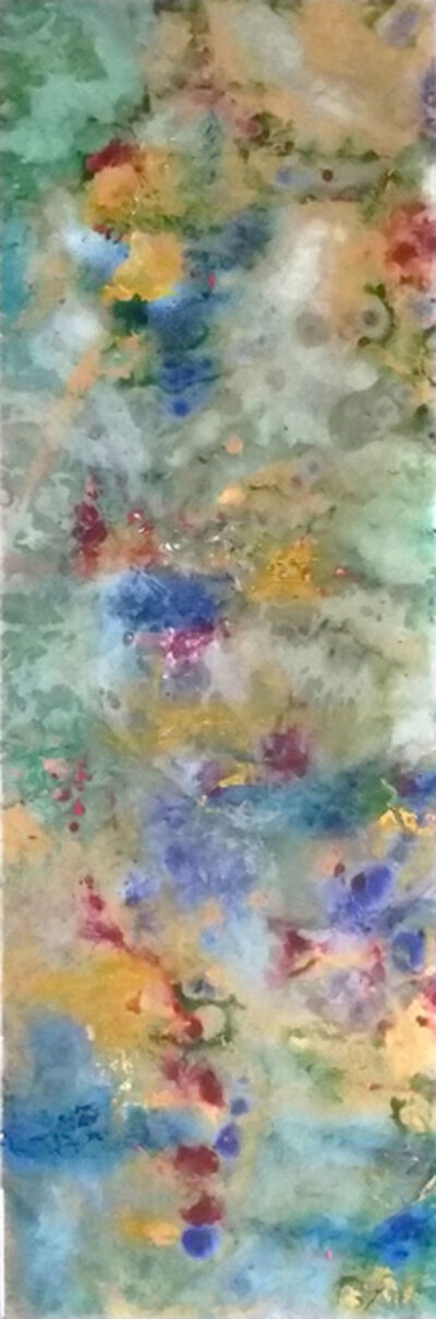 Aleta Pippin, 'Blues in Orbit', 2016