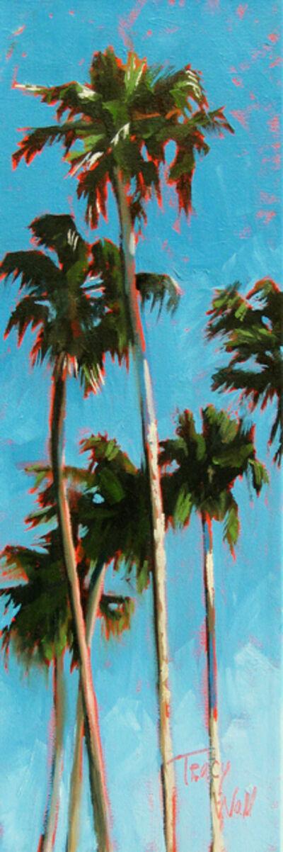 Tracy Wall, 'Goleta Beach Rock Stars', 2015