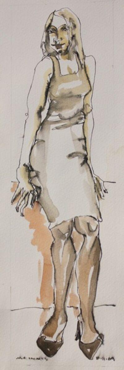RFM McInnis, 'Standing Figure 10-11-09-1026', 2009