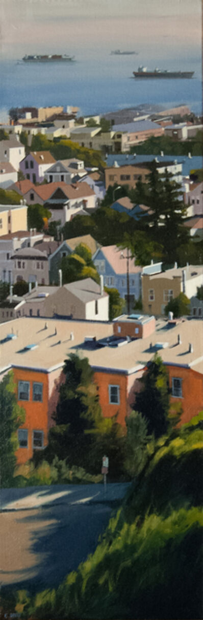 Eileen David, 'Morning / Hill View', 2009-2012