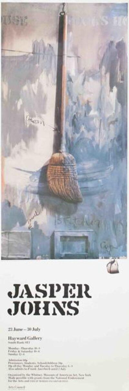 Jasper Johns, 'Fool's House', 1978