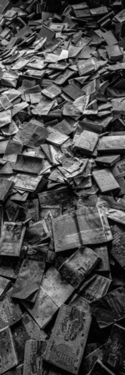 Edouard Elias, 'Ecole détruite lors des combats entre les forces de l'état ukrainien et les troupes séparatistes lors du con it dans le Donbass, Ukraine, juillet 2017', 2019