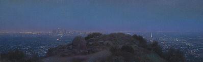 Ann Lofquist, 'City Lights from Griffith Park', 2015