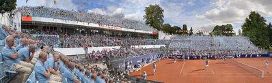 Martin Liebscher, 'Steffi Graf Stadion ', 2014