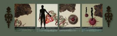 Sonia Mehra Chawla, 'Seed I (Seed Burst / Proliferation / Spill)', 2012