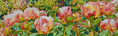 Gemma Di Grazia, 'Floral Frieze', 2015