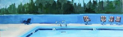 "Henry Stinson, '""Poolside""', 2020"
