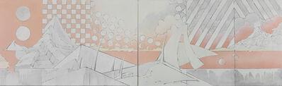 Timothy Isham, 'The Six Martian Zones', 2008