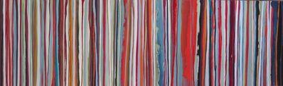 Bénédicte Gimonnet, 'Grand Lineament Rouge', 2016