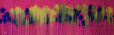 Ushio Shinohara, 'Yellow Iris', 2020