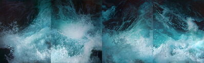 Kwon Sunkwan, 'THE WAVES', 2018