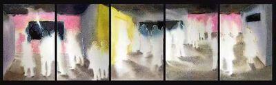 Bao Lei (包蕾), 'Them (Quadriptych)', 2020